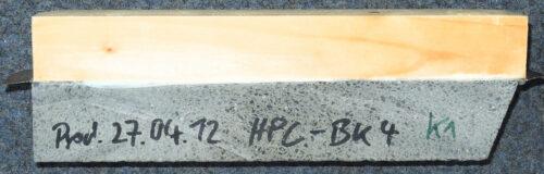 Bei diesem Holz-Beton-Verbund kam das konduktiv beheizte Klebeband zum Einsatz. Foto: Gregor Wisner / TU Braunschweig