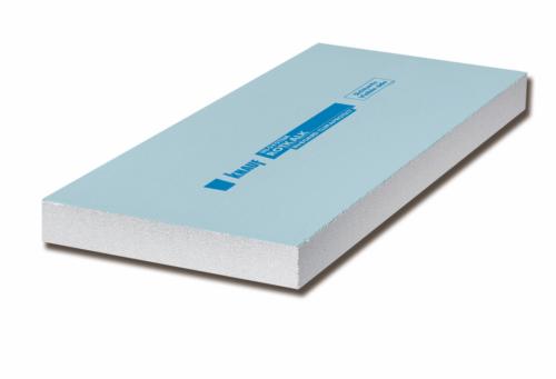 Climaprotect-Platten sind dank pH-Wert 10 besonders schimmelpilzhemmend. Foto: Knauf
