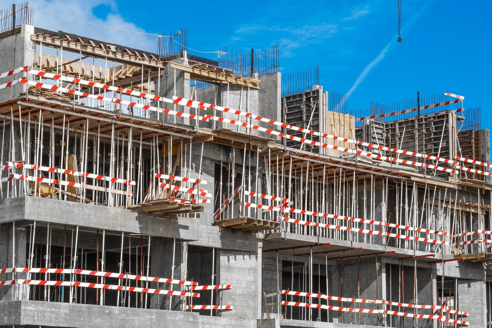 Die Wohnraumoffensive der Bundesregierung könnte ihr Ziel um 300.000 Wohnungen verfehlen.  Foto: Pixabay