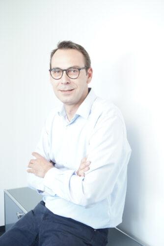 Dirk Hannemann ist Kundenbetreuer bei der Eurobaustoff Versicherungsmakler GmbH. Foto: Eurobaustoff