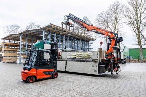 Für die Materialien aus dem Baustoff-Fachhandel muss der Handwerker erst zahlen, wenn das eingeräumte Zahlungsziel abläuft. Foto: Eurobaustoff