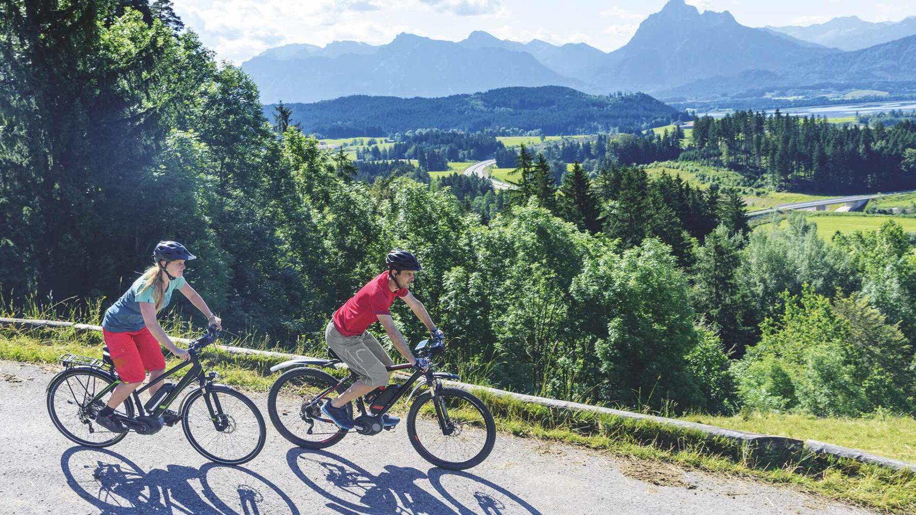 Bauking-Mitarbeiter können über ihre Firma günstig Fahrräder leasen. Foto: Bauking GmbH