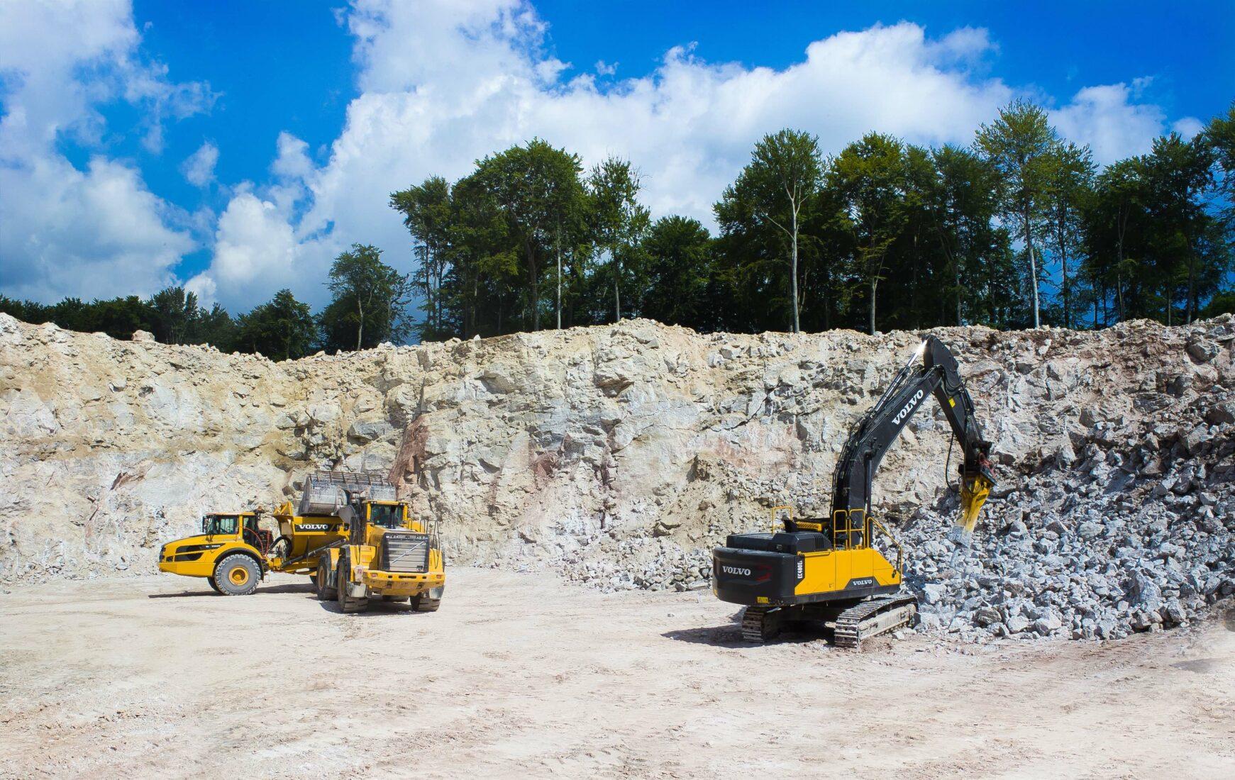 Die Lücke beim REA-Gips muss durch verstärkten Naturgipsabbau geschlossen werden. Foto: BV Gips