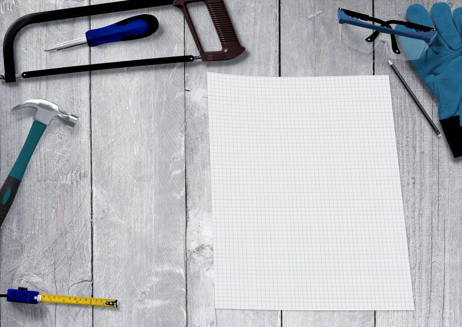 In den Bauberufen finden die diesjährigen Sommer-Abschlussprüfungen am 18. Mai statt. Foto: Pixabay