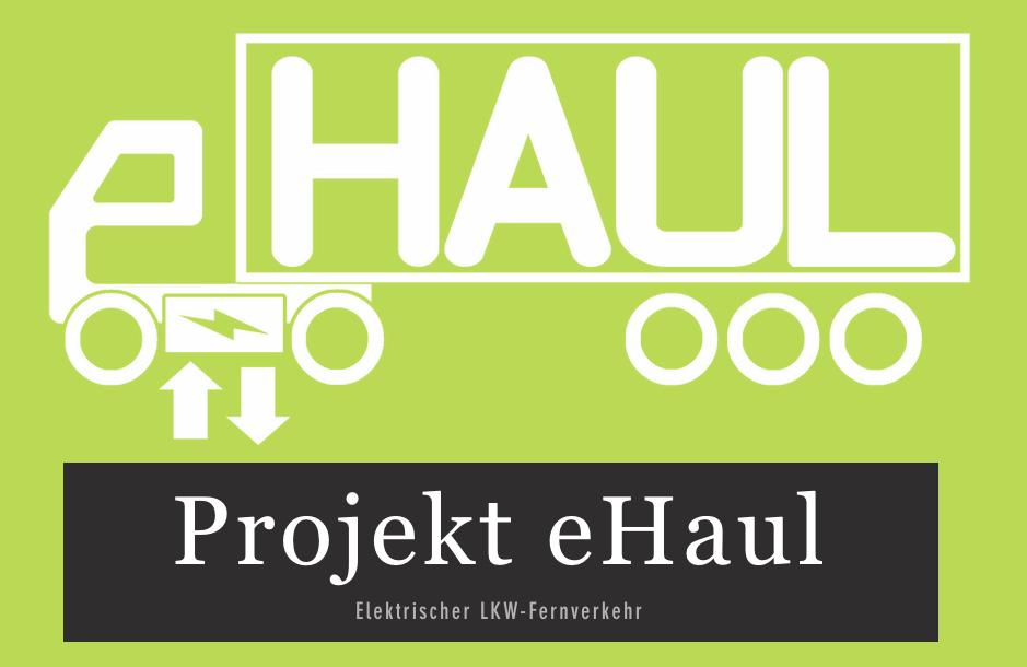 Das Projekt eHaul erprobt automatisierte Batteriewechselstationen für schwere E-Lkw.
