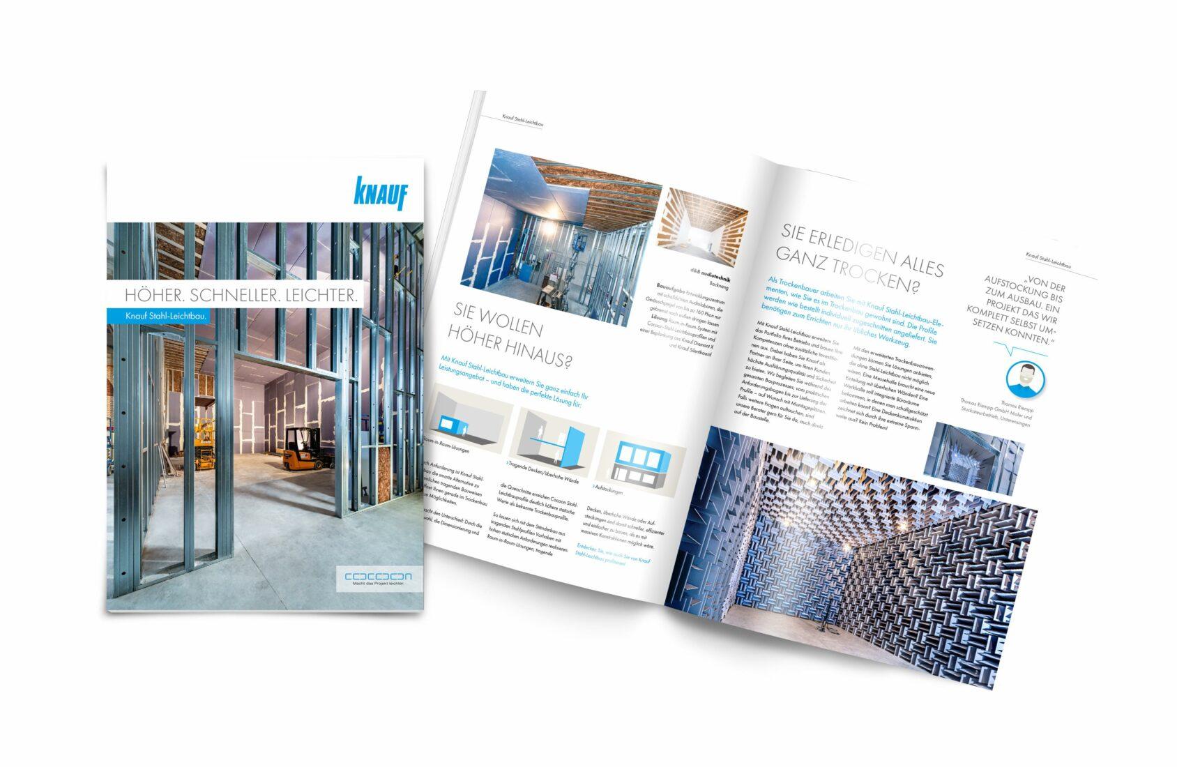 Die neue Broschüre steht als kostenloser PDF-Download bereit. Foto: Knauf