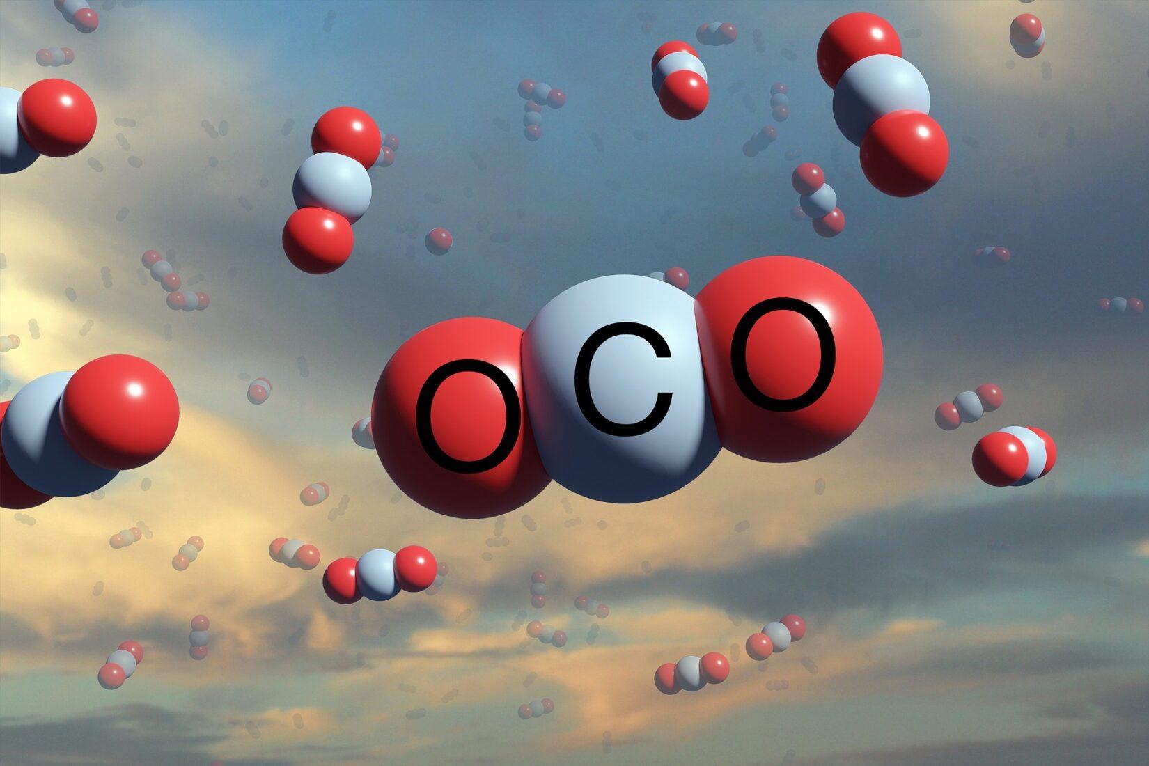 Auch im neuen Klimaschutzgesetz dreht sich alles um sinkende Treibhausgasemissionen. Foto: Pixabay