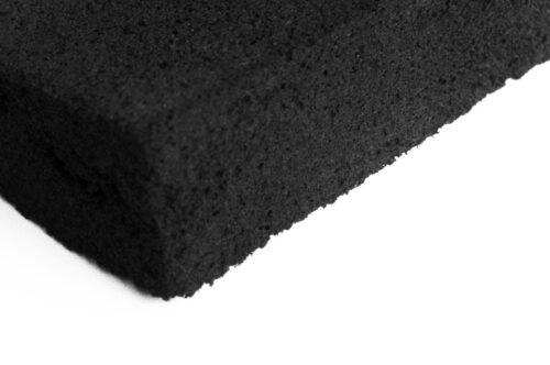 Carbonschaum kann als Grundlage für Dämmstoffe genutzt werden.
