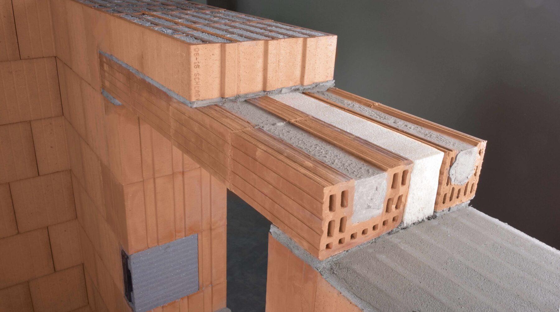 Porosierte Hintermauerziegel müssten mit biogenen Luftporenbildnern hergestellt werden. Foto: Schlagmann Poroton