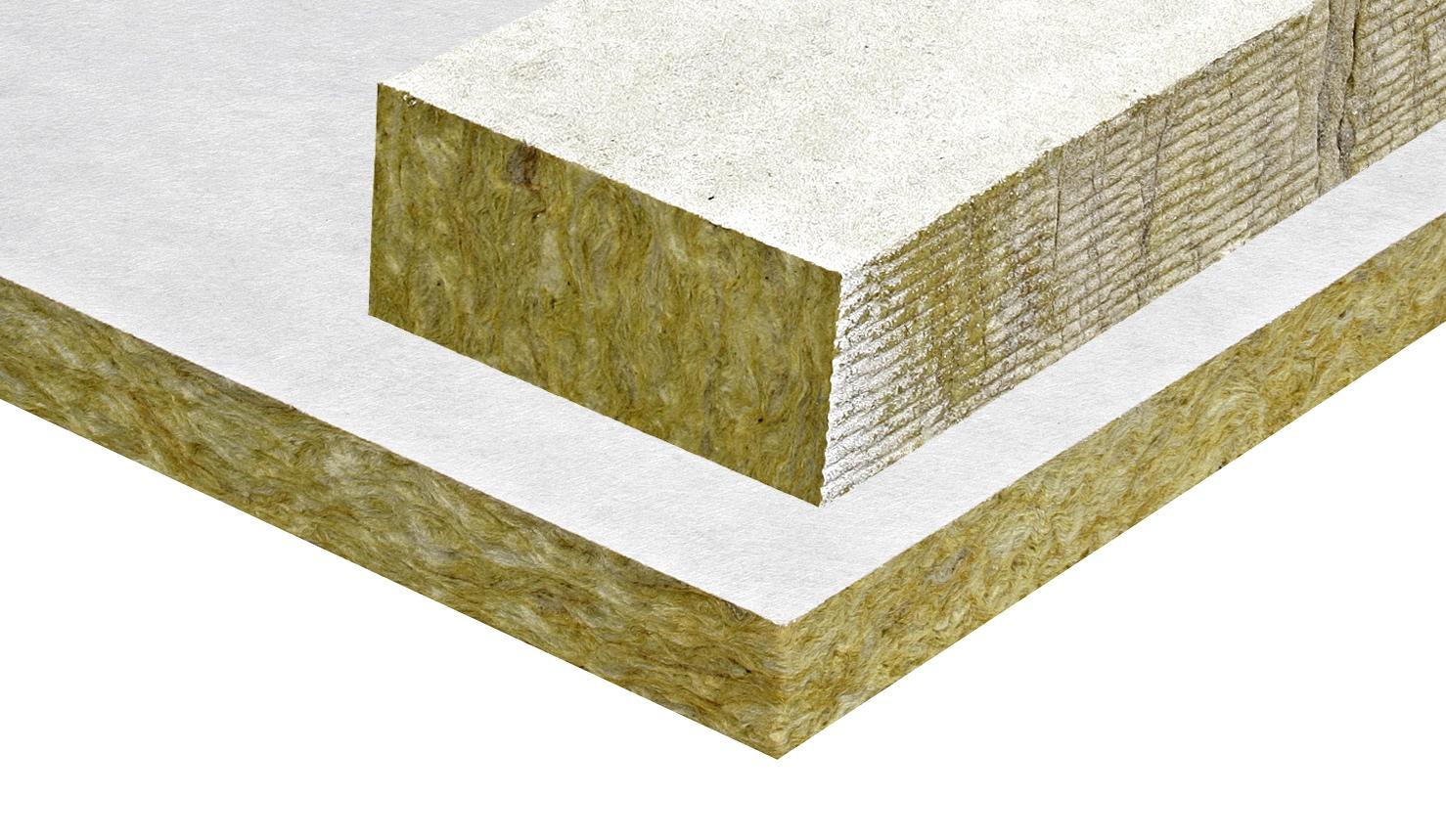 Lamellen (oben) und Platten (unten) haben unterschiedliche Faserrichtungen. Foto: Knauf Insulation