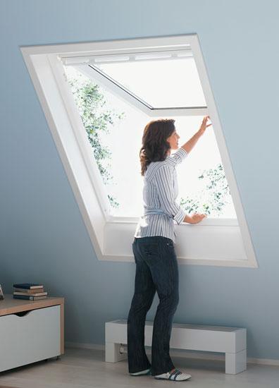 Velux Klapp-Schwingfenster