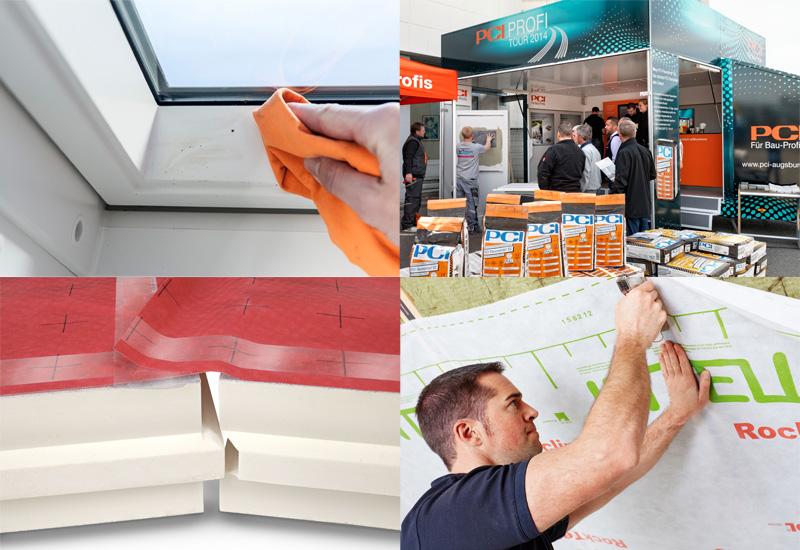 Beispiele für Kunststoffe im Bauwesen