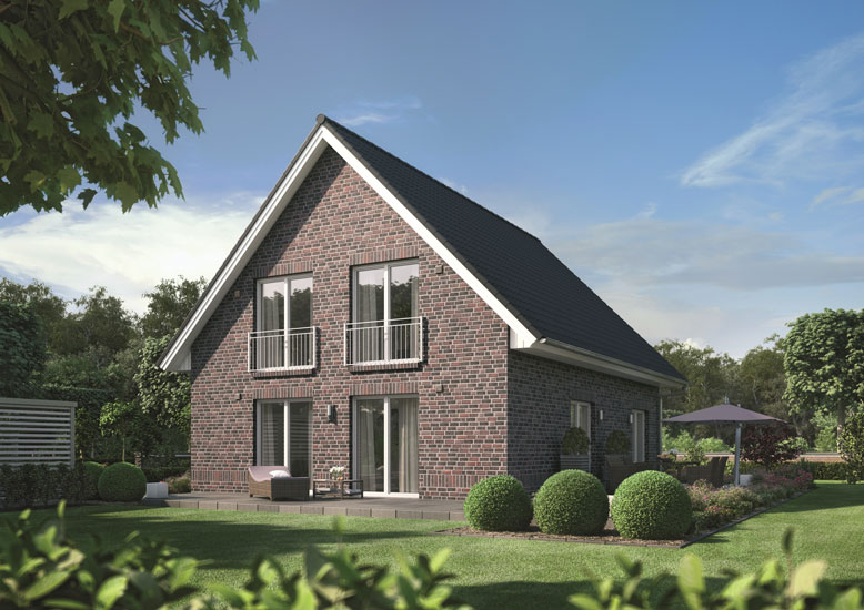 Einfamilien-Musterwohnhaus mit DGNB Silber-Zertifikat