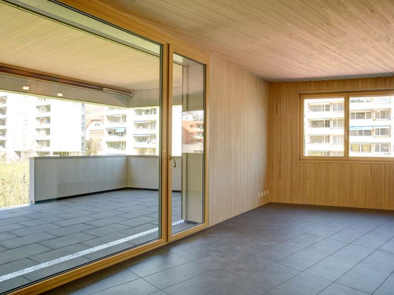 Neubau in Kriens