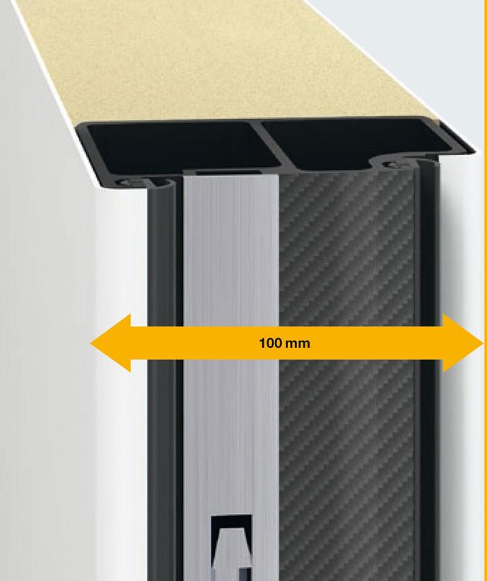 Bevorzugt Material für Haustüren: Von Aluminium bis Holz XF52