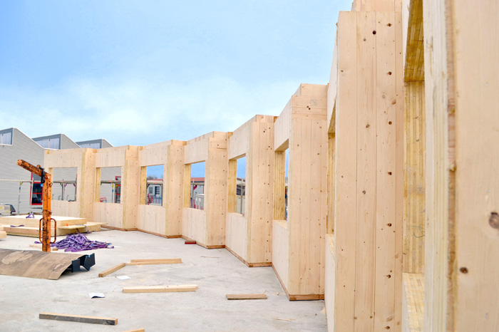 Holzrahmenbau verbindungen  Was versteht man unter Holzrahmenbau und Holzmassivbau? › Holz ...
