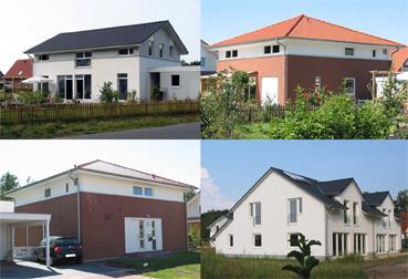 Drei-Liter-Haus-Siedlung in Celle
