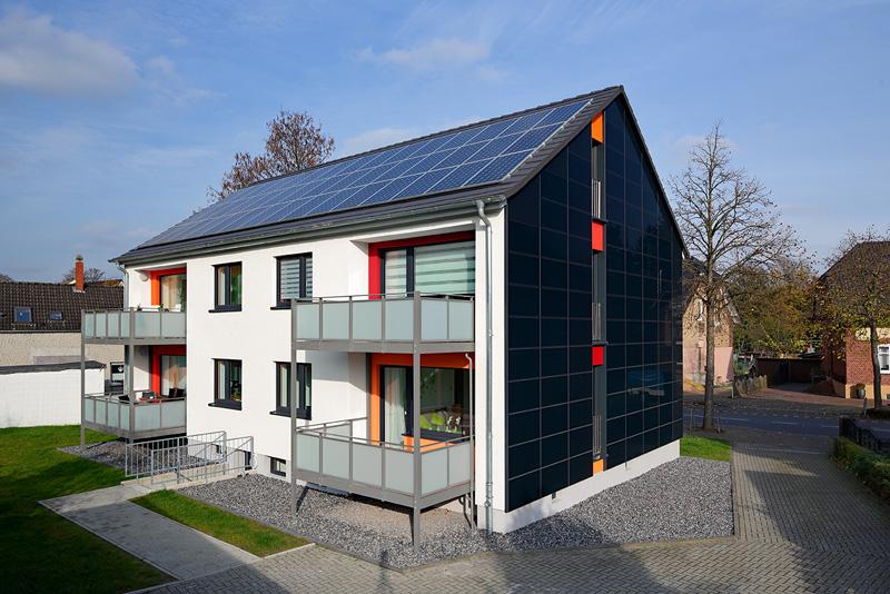 Plusenergiehaus Bottrop